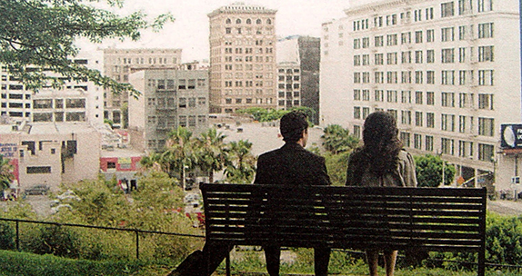 500 Days of Summer Bench